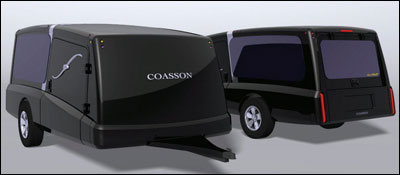 Coasson Funeral Vehicles